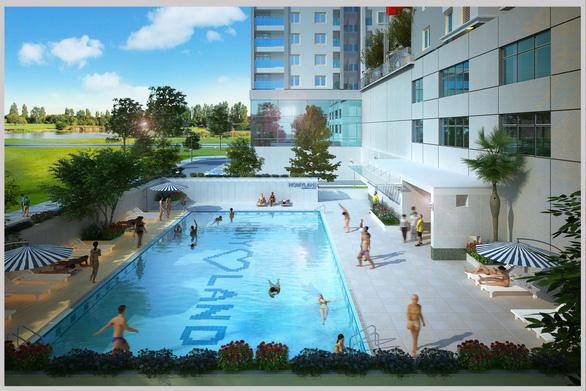 Dự án bất động sản bên sông Giồng Ông Tố - Ảnh 2.