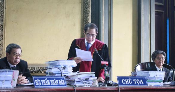 6 kiến nghị từ phiên tòa Vinasun - Grab: Hạn chế số xe của Grab - Ảnh 1.
