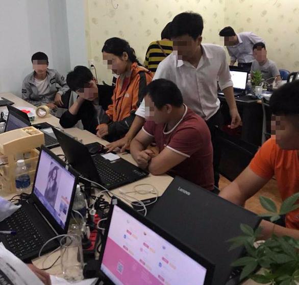 Đà Nẵng phá đường dây đánh bạc do người Trung Quốc điều hành - Ảnh 2.