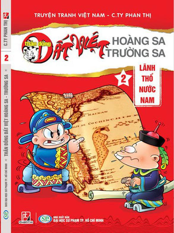 Hoãn phiên xử tranh chấp 12 năm tác quyền truyện tranh Thần đồng Đất Việt - Ảnh 3.