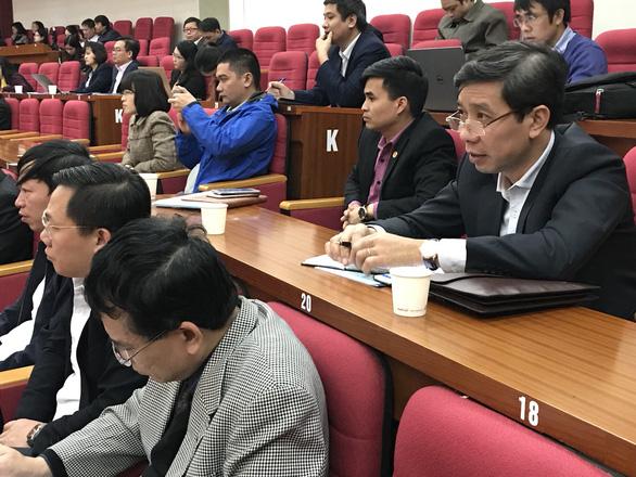 Tranh luận về tổ chức thi THPT quốc gia - Ảnh 1.