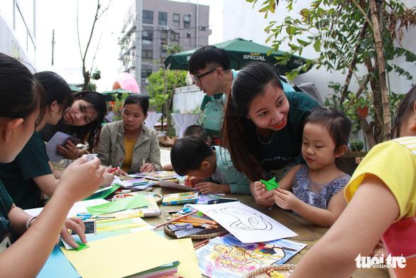Đà Nẵng có trung tâm giáo dục trải nghiệm thiên nhiên đầu tiên cho trẻ - Ảnh 7.