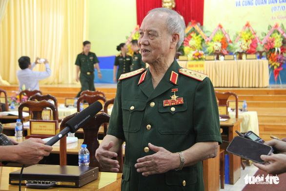 Đại tướng Phạm Văn Trà: Pol-Pot định đánh biên giới Tây Nam từ năm 1972 - Ảnh 1.
