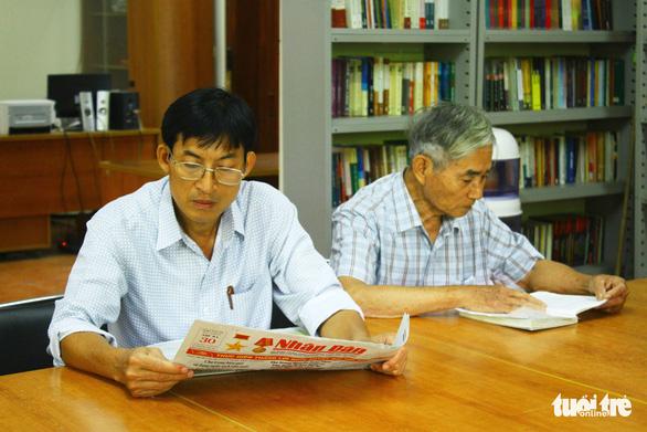 Thư viện Làng Sen lan tỏa văn hóa đọc trên quê Bác - Ảnh 2.