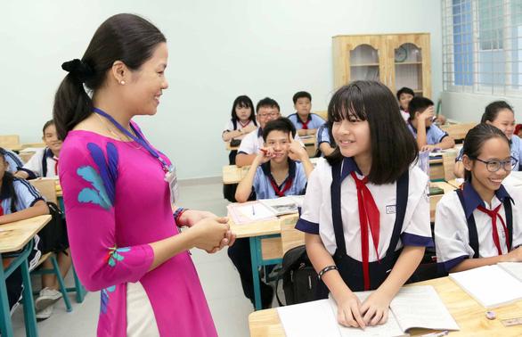 Chương trình giáo dục mới: Giảm môn học và tiết học - Ảnh 2.