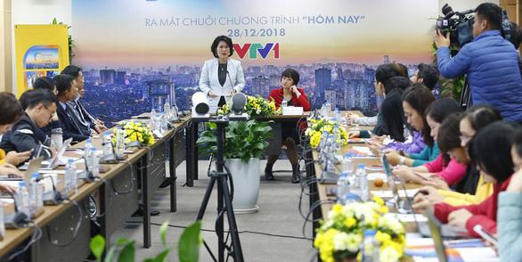 Hôm nay đổi mới VTV1: Đừng để người ta bỏ cơm vì tin tức - Ảnh 1.