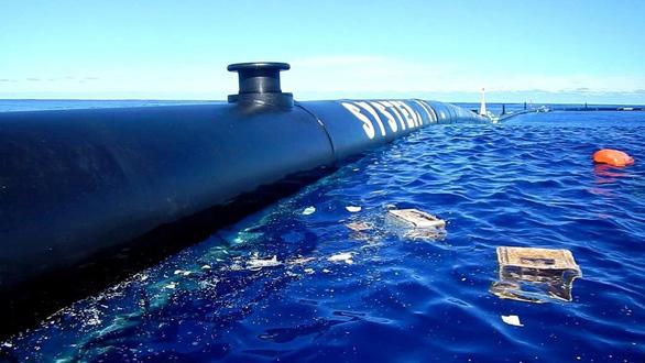 Hệ thống dọn rác đại dương 20 triệu USD thất bại sau 2 tháng? - Ảnh 2.
