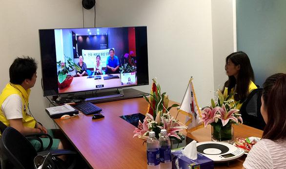 Vun đắp cho hôn nhân Việt - Hàn - Ảnh 1.