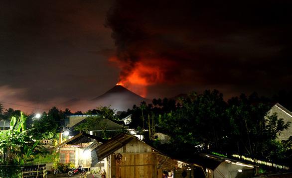 Thế giới chưa có chuẩn cảnh báo núi lửa - Ảnh 1.