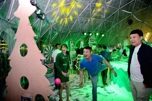 Miền Trung đón mùa lễ hội với đêm Giáng sinh Huda - Ảnh 7.