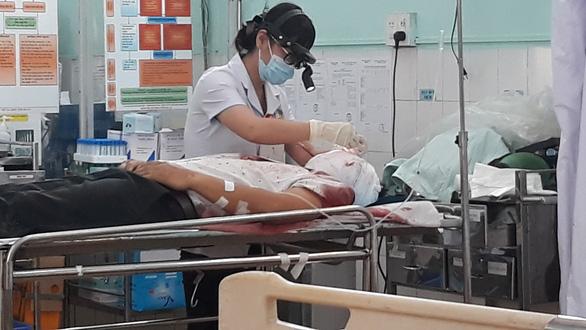 Nghi phạm bắn chết phó chủ tịch HĐND phường đang nguy kịch - Ảnh 1.