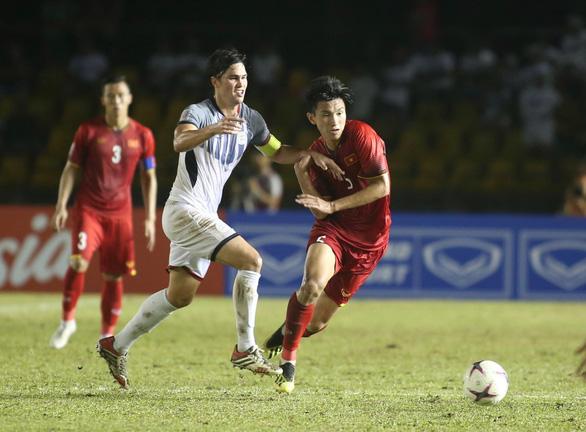 Nhà vô địch AFF Cup 2008: Đức Chinh bài bản, Công Phượng căng cứng - Ảnh 3.