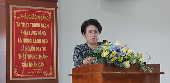 Bà Phan Thị Mỹ Thanh nhận nhiệm vụ tại Ủy ban Mặt trận Tổ quốc - Ảnh 1.