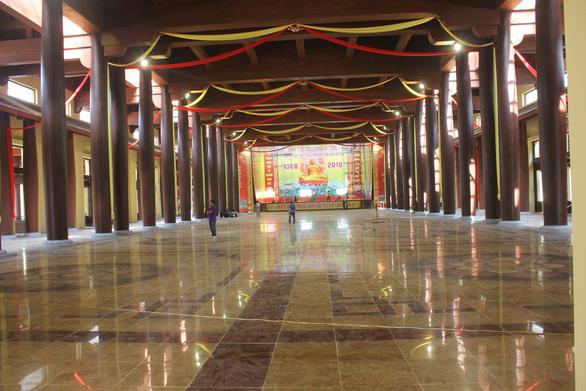 Công trình 200 tỉ mừng 710 năm Phật hoàng Trần Nhân Tông nhập niết bàn - Ảnh 1.