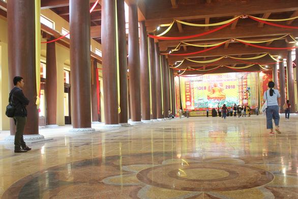 Công trình 200 tỉ mừng 710 năm Phật hoàng Trần Nhân Tông nhập niết bàn - Ảnh 2.