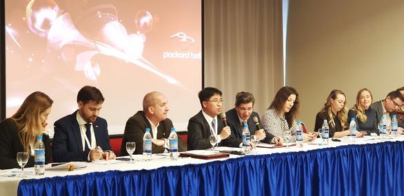 Tuổi trẻ - nền tảng phát triển mối quan hệ Nga - Việt