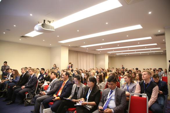 Tuổi trẻ - nền tảng phát triển mối quan hệ Nga - Việt - Ảnh 3.