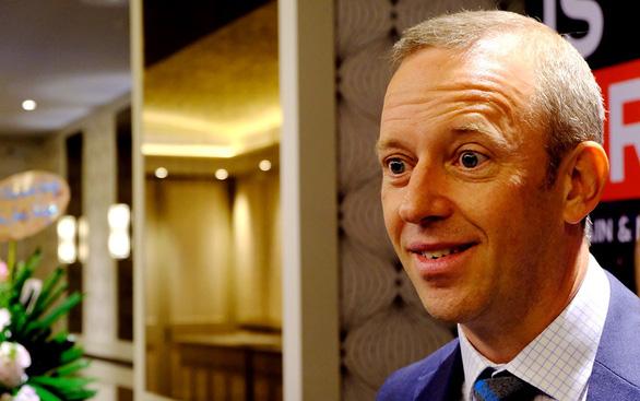 Đại sứ Gareth Ward: Việt - Anh có nhiều tiềm năng hợp tác - Ảnh 1.