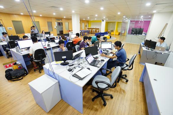 Nhu cầu thuê văn phòng tại TP.HCM cao nhất Đông Nam Á - Ảnh 1.