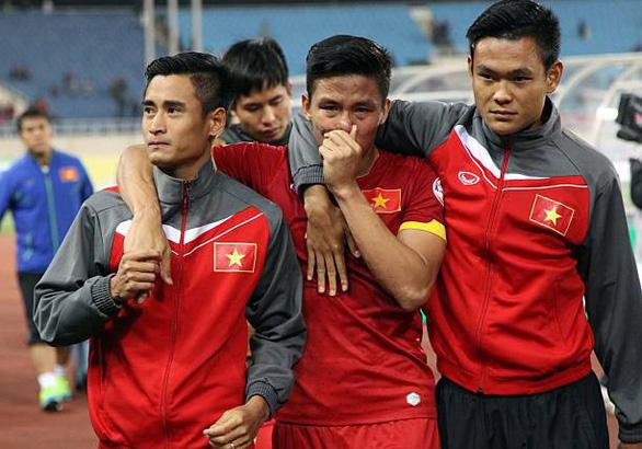 Tuyển Việt Nam từng bị loại dù thắng bán kết lượt đi trên sân khách - Ảnh 1.