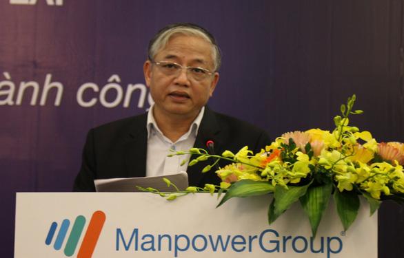 Ưu tiên nâng cao kỹ năng mới cho lao động trẻ Việt Nam - Ảnh 1.