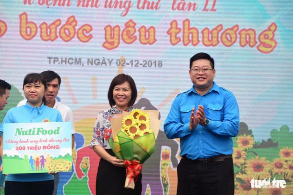 Ngày hội hoa hướng dương: Nhân lên triệu tấm lòng - Ảnh 5.