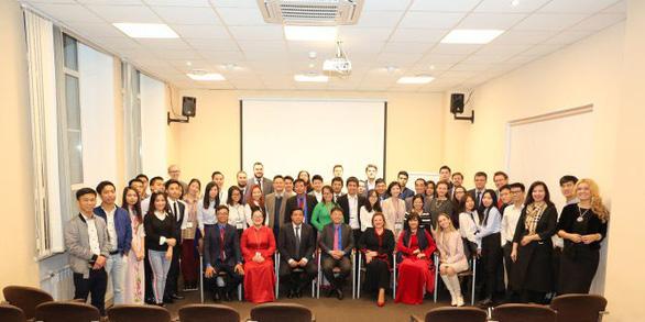 Tuổi trẻ - nền tảng phát triển mối quan hệ Nga - Việt - Ảnh 2.