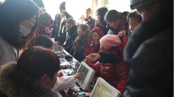Trung Quốc muốn lột xác nông thôn bằng công nghệ - Ảnh 2.
