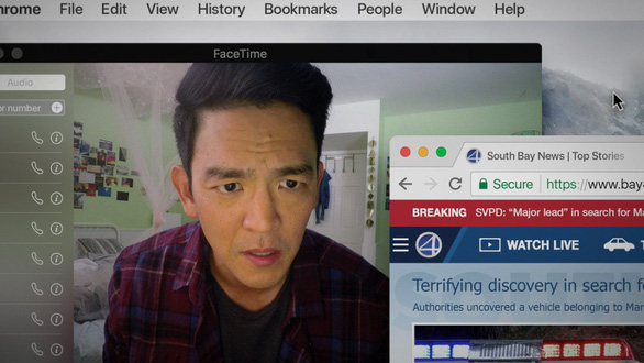 Phim Searching và nỗ lực dùng mạng xã hội để tìm kiếm con gái mất tích - Ảnh 4.