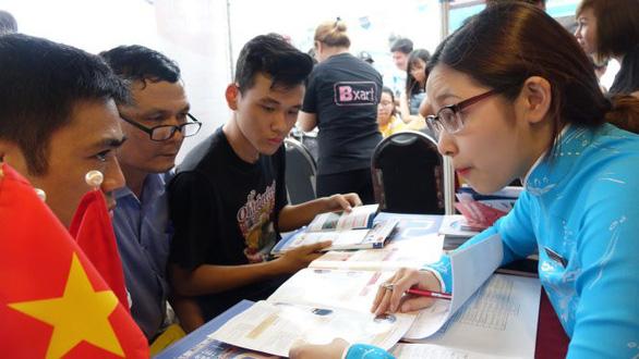 15 chương trình, 5 ngày hội tư vấn tuyển sinh hướng nghiệp năm 2019 - Ảnh 1.