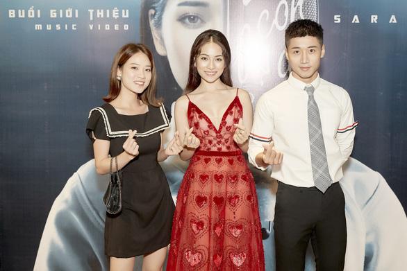 Sara Lưu vào vai kiếm sĩ trong MV Em còn lại gì - Ảnh 3.