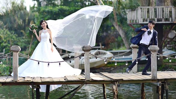 Kế hoạch năm mới, nên có mục... kết hôn? - Ảnh 1.