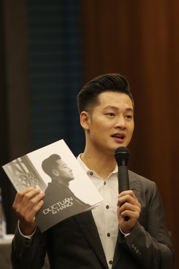 Album Đức Tuấn - Phú Quang in Symphony bất ngờ dẫn đầu iTunes - Ảnh 3.