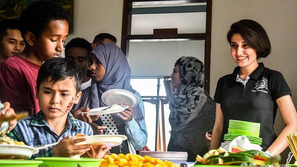 14.000 người tị nạn mắc kẹt ở Indonesia - Ảnh 1.