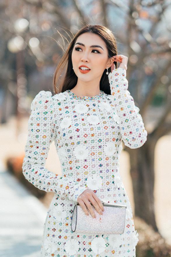Hoa hậu Tường Linh nhận giải Nghệ sĩ vì cộng đồng ở Hàn Quốc - Ảnh 2.