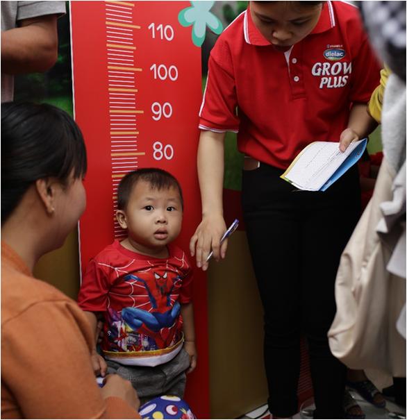 Mục tiêu 12.000 trẻ suy dinh dưỡng, thấp còi tăng cân sau 3 tháng - Ảnh 5.