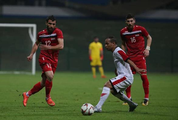 Yemen, mục tiêu 3 điểm của Việt Nam ở Asian Cup bại trận trước Syria - Ảnh 1.