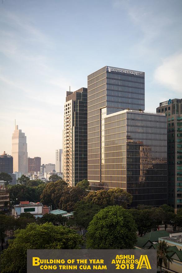 Người thiết kế 'nhà hang' ở Hà Nội được trao giải Kiến trúc sư của năm - Ảnh 3.