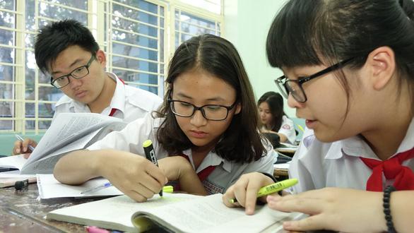 Chương trình giáo dục mới có giảm áp lực cho học sinh? - Ảnh 1.