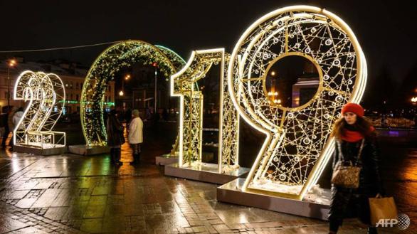 Thế giới chào đón năm mới với pháo hoa, hòa nhạc - Ảnh 1.