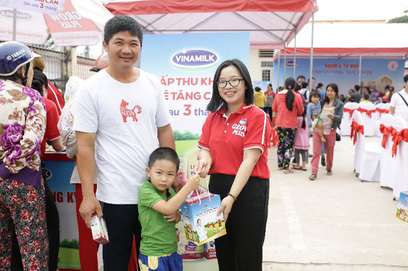 Mục tiêu 12.000 trẻ suy dinh dưỡng, thấp còi tăng cân sau 3 tháng - Ảnh 6.
