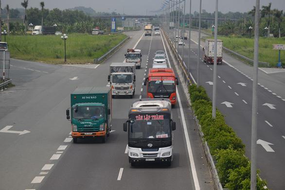 Từ 0h ngày 1-1-2019, ngưng thu phí đường cao tốc TP.HCM - Trung Lương - Ảnh 1.
