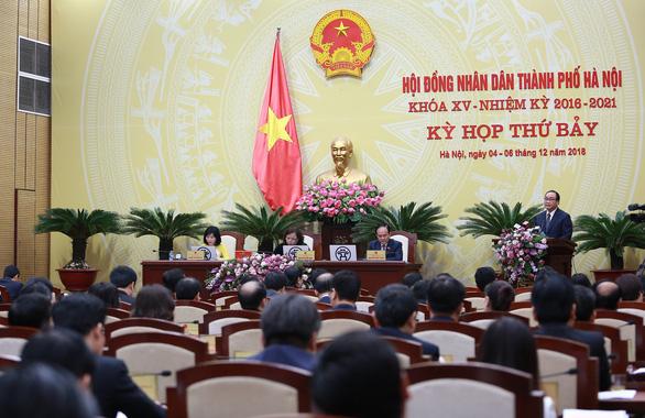 Nhiều bến xe liên tỉnh tại Hà Nội trở thành trạm dừng nghỉ - Ảnh 1.