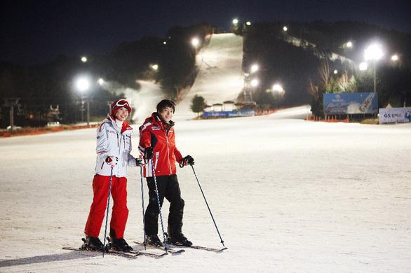 Hẹn ước cùng mùa đông xứ Hàn - Ảnh 1.
