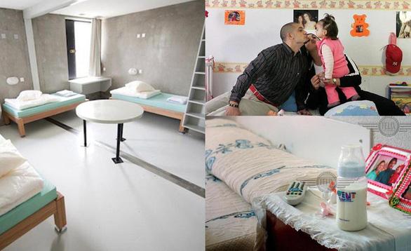 Ngạc nhiên những nhà tù 5 sao, tù nhân sống chung với gia đình - Ảnh 5.