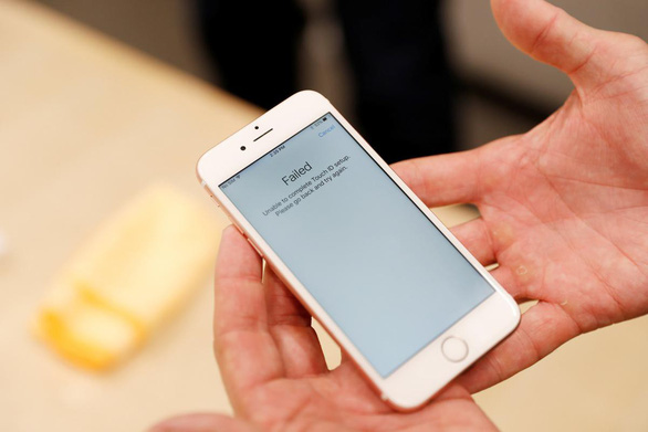 Cảnh giác với ứng dụng lợi dụng Touch ID trong App Store - Ảnh 1.