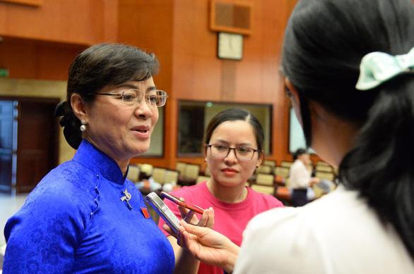 TP.HCM: Bà Trương Thị Ánh đạt nhiều phiếu tín nhiệm cao nhất - Ảnh 2.
