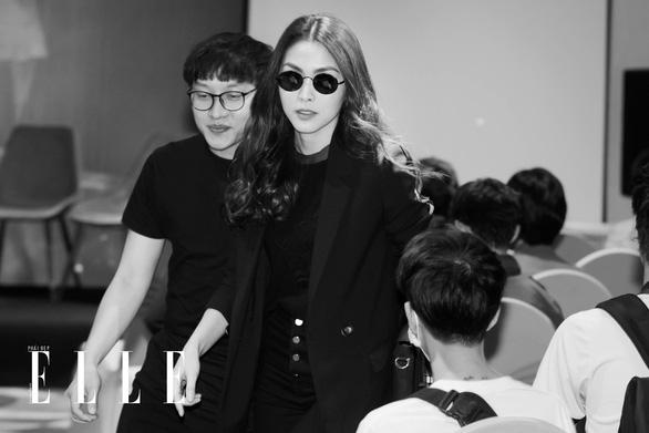 Tăng Thanh Hà chính thức xuất hiện trong vai trò nhà thiết kế - Ảnh 1.