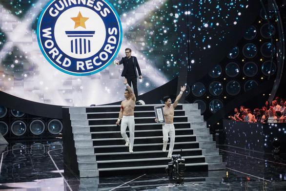 Quốc Cơ, Quốc Nghiệp chính thức được công nhận kỷ lục Guinness mới - Ảnh 5.