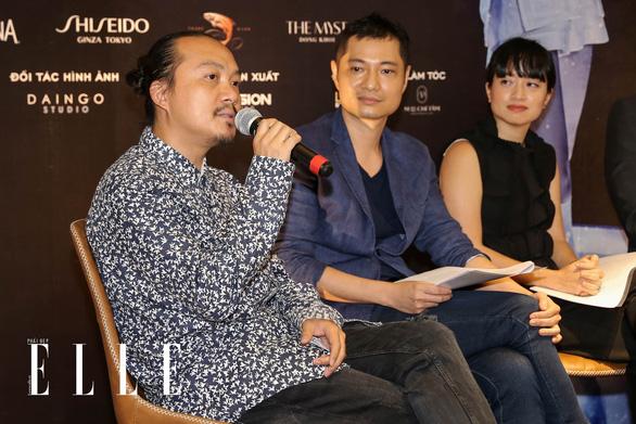 Tăng Thanh Hà chính thức xuất hiện trong vai trò nhà thiết kế - Ảnh 2.